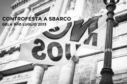 Controfesta a sbarco di Artisti NO MUOS il 9 luglio a Gela