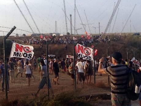 No Guerra, 21 aprile manifestazione a Sigonella
