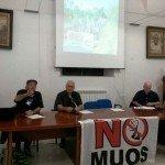 Pacifisti USA e GB incontrano i No MUOS a Niscemi
