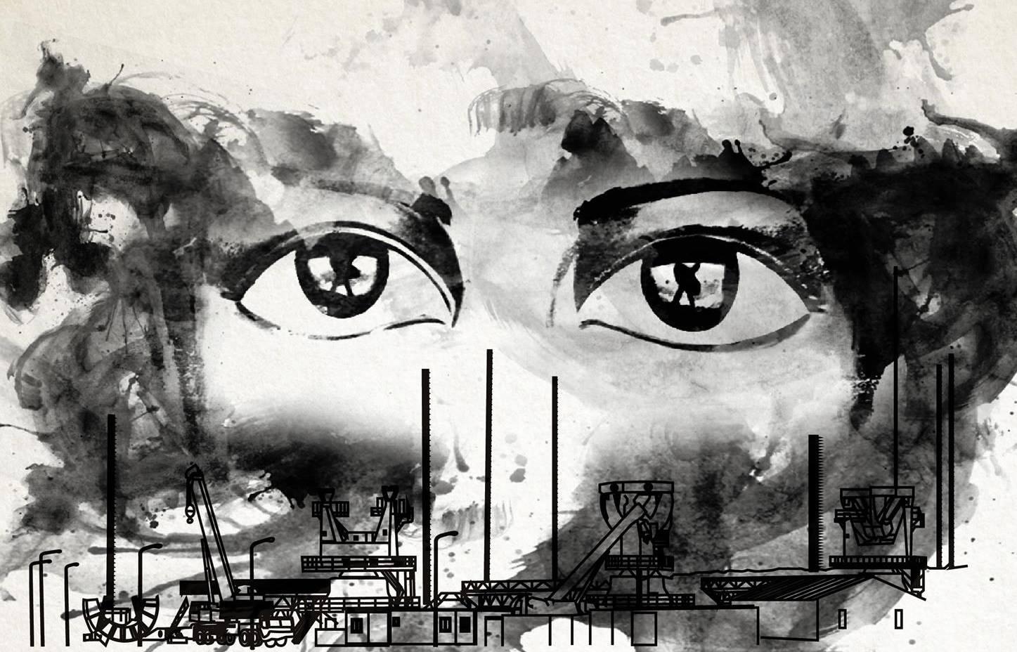"""Proiezione documentario """"Come il fuoco sotto la brace"""" // 8 maggio – café art gallery // Scicli"""