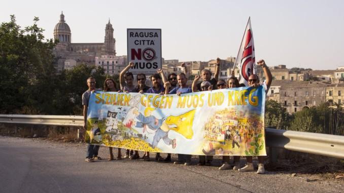 Aachen Friedenspreis premia i No MUOS