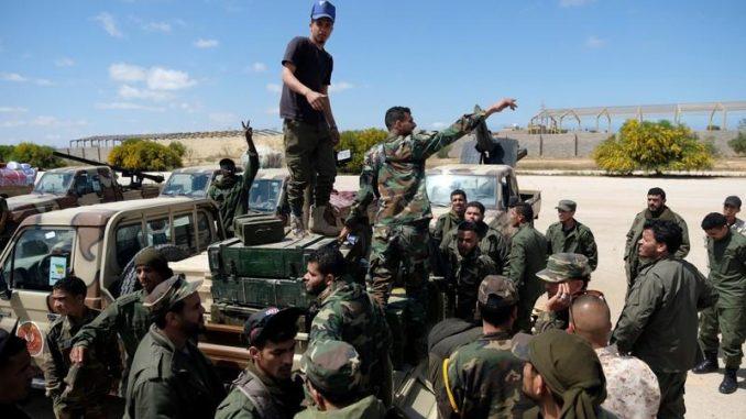 Libia senza pace, diciamo no alle guerre imperialiste