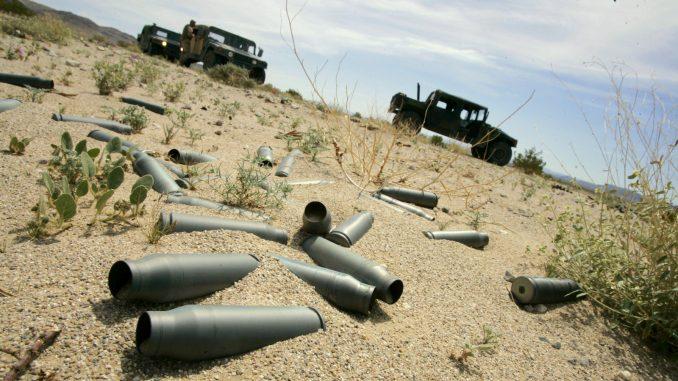 L'esercito degli Stati Uniti è il più grande inquinatore al mondo