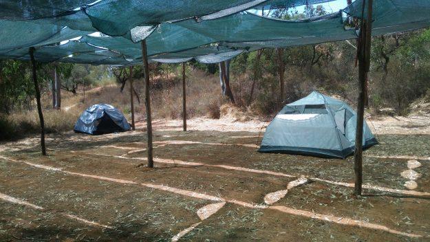 Campeggio No Muos – Report 2 Agosto