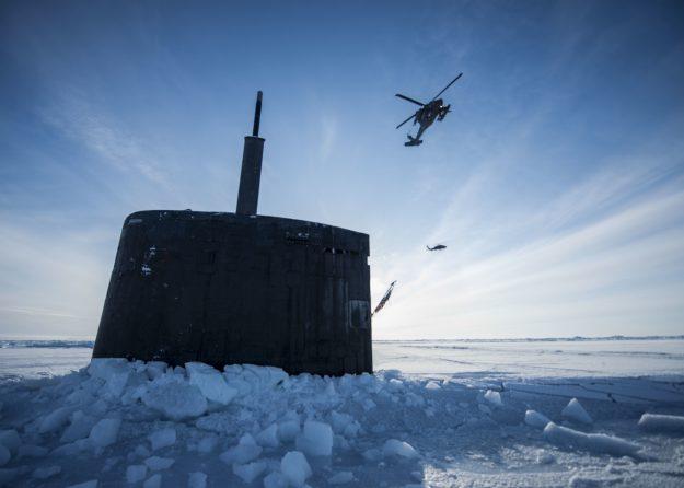 Il MUOS per ipermilitarizzare e depredare l'Artico di Antonio Mazzeo