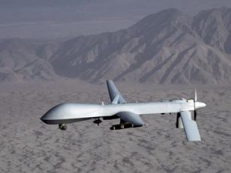 Iran's Islamic Revolution Guards claim to have shot down a US spy drone