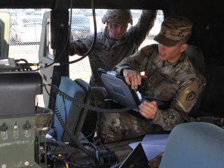 militari americani usano i ricevitori Muos