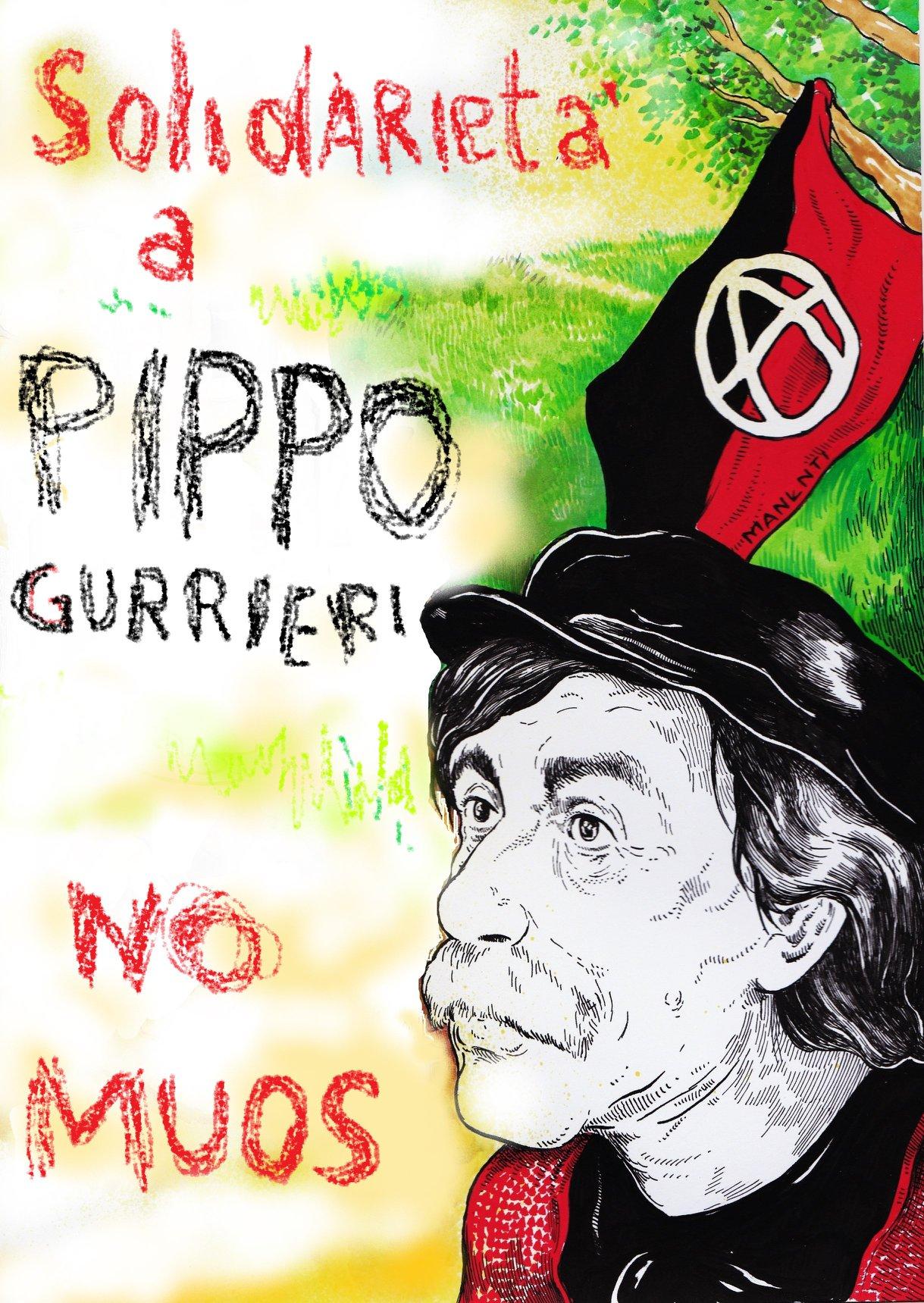 Solidarietà a Pippo